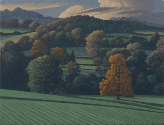 James Lynch, Autumn (Wardour Park)
