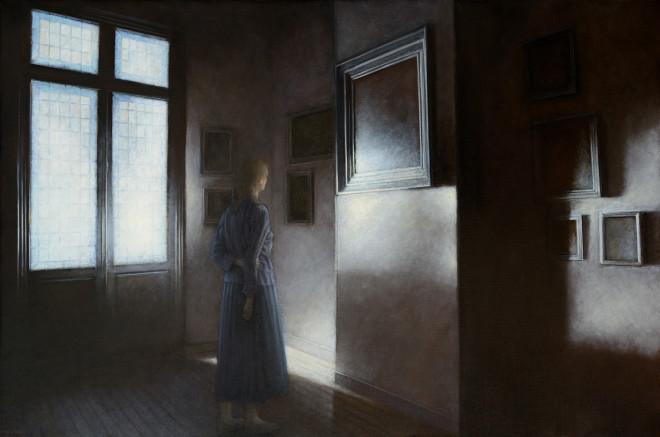 Geneviève Daël, Le Silence des oeuvres