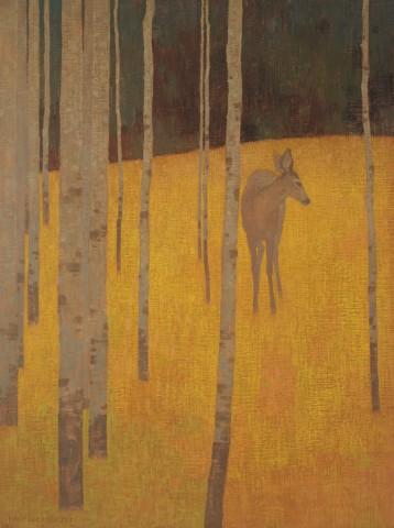 David Grossmann, On the Autumn Carpet