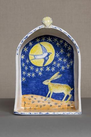 Georgina Warne, Lunar Hare