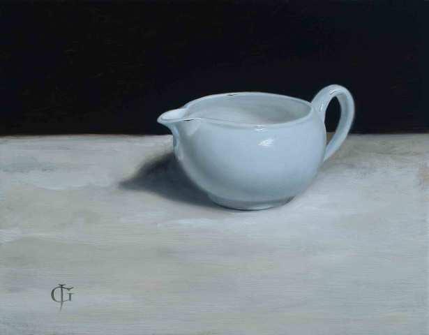 James Gillick, Pale Blue Jug
