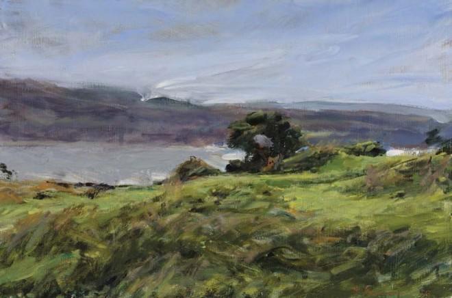 Ben Henriques, A Sea Loch Study