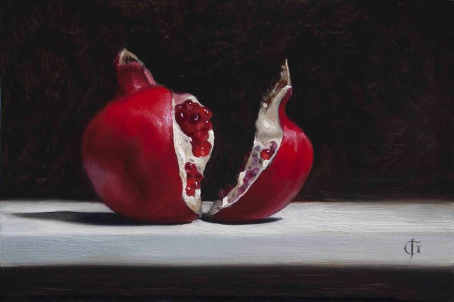 James Gillick, Open Pomegranate