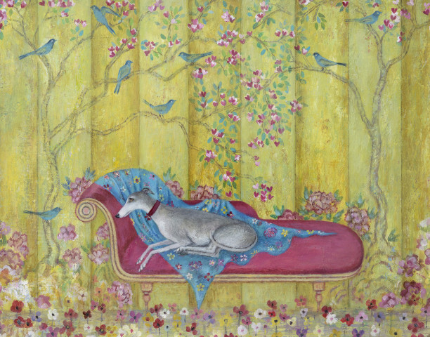 Tracy Rees, The Secret Garden