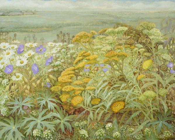 Jane Wormell, Summer Garden I
