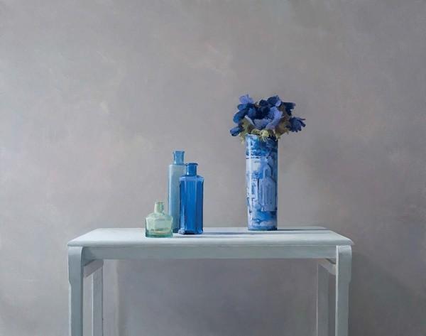 Helen Simmonds, Winter Still Life