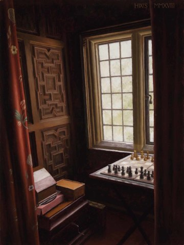 Rainthorpe - Chess Set
