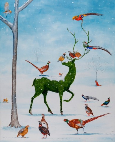 Rebecca Campbell, Winter Wonder Land