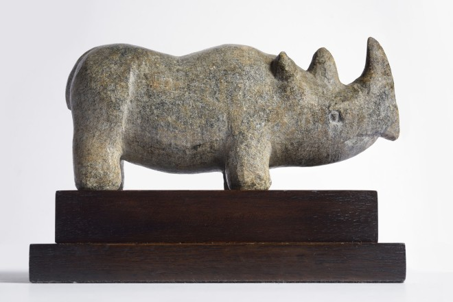 Sven Berlin, Rhino