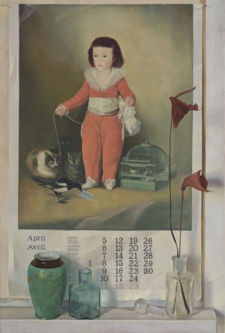 Susan Angharad Williams, The Goya Calendar
