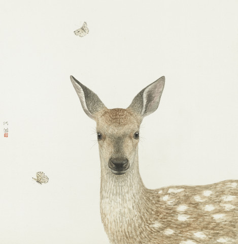 He Xi, Singing Deer