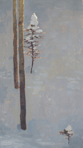 David Grossmann, Snow Caps