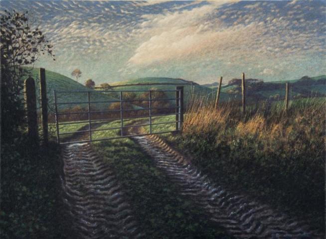 The Gate, November