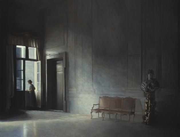 Geneviève Daël, Villa Pisani