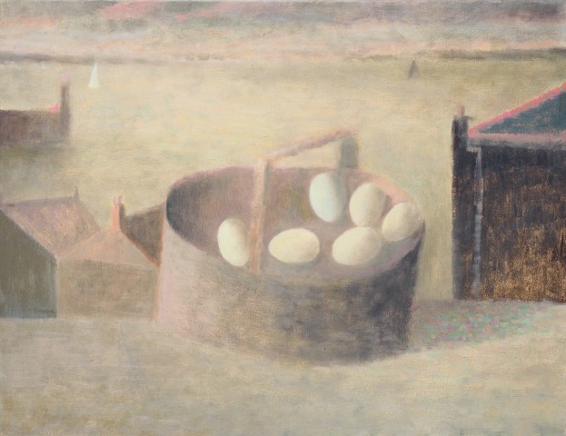 Six Eggs in a Basket