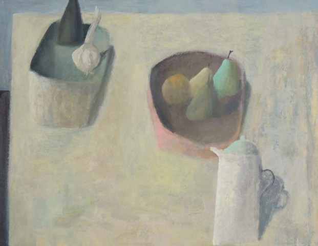 Nicholas Turner, Garlic