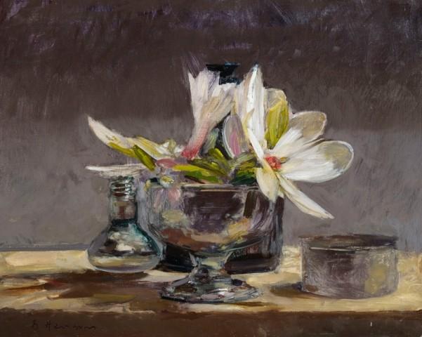 Ben Henriques, Magnolia in A Silver Cup
