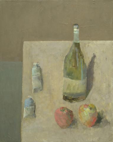 Nicholas Turner, The Painter's Table