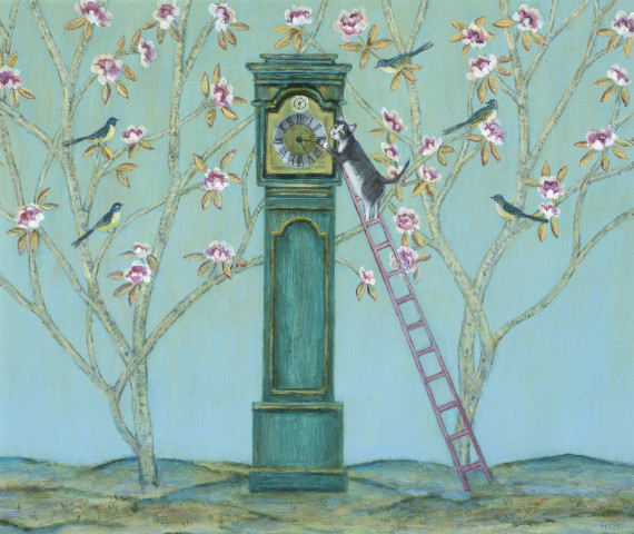 Tracy Rees, Time for Tea
