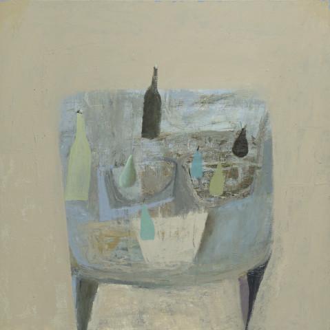 Nicholas Turner, Blue Table