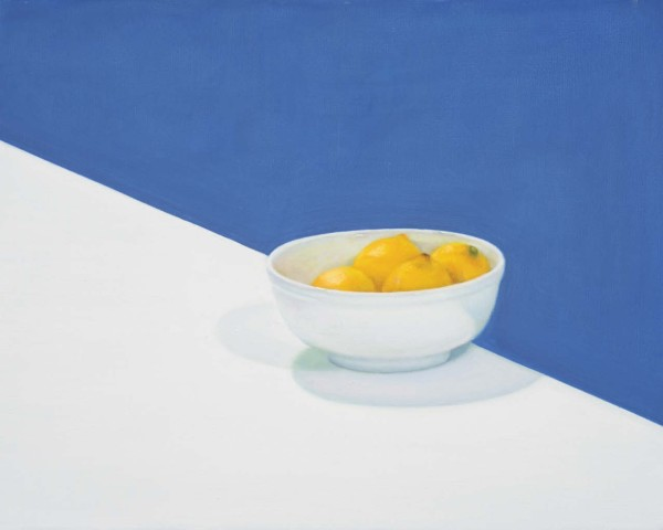 Craig Wylie, A Rush to The Edge (After Ellsworth Kelly)
