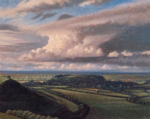 James Lynch, Cadbury Castle