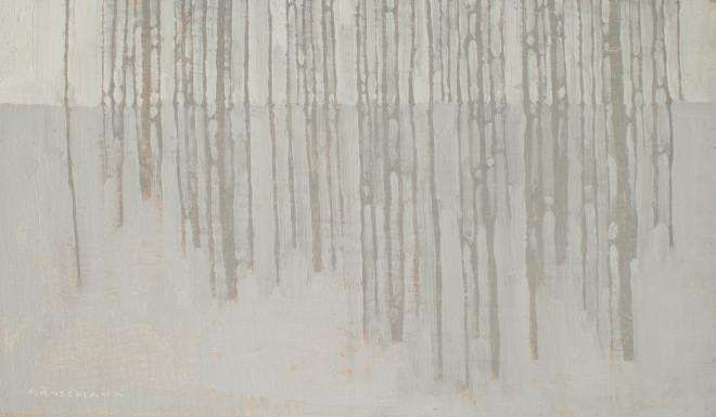 David Grossmann, Grey Winter Patterns