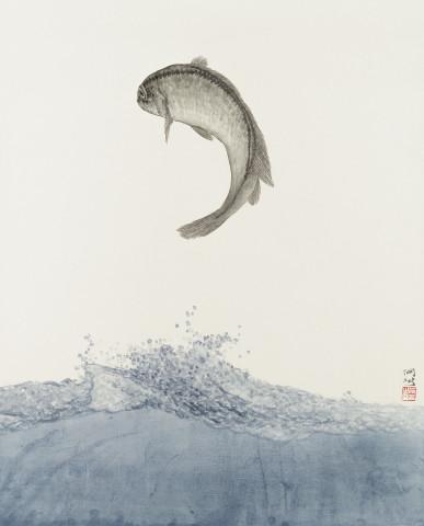 He Xi, See the Sea V