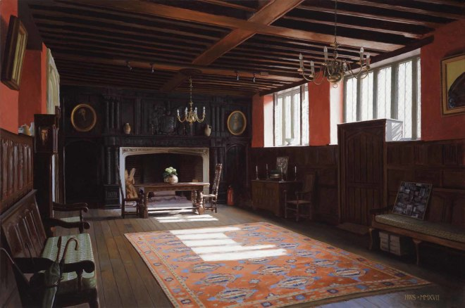 Harry Steen, Rainthorpe - Hall