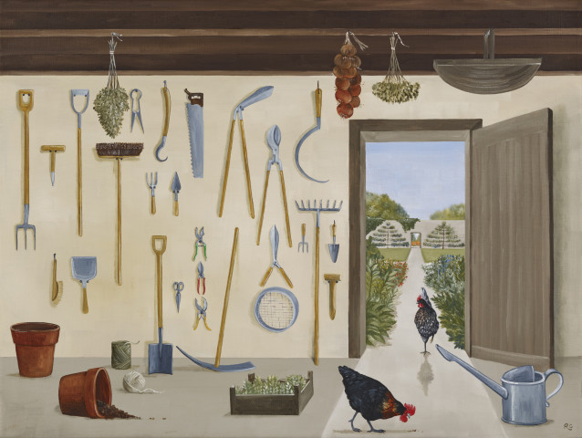 Rebecca Campbell, Tools of the Trade