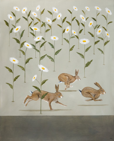 Rebecca Campbell, A Husk of Hares