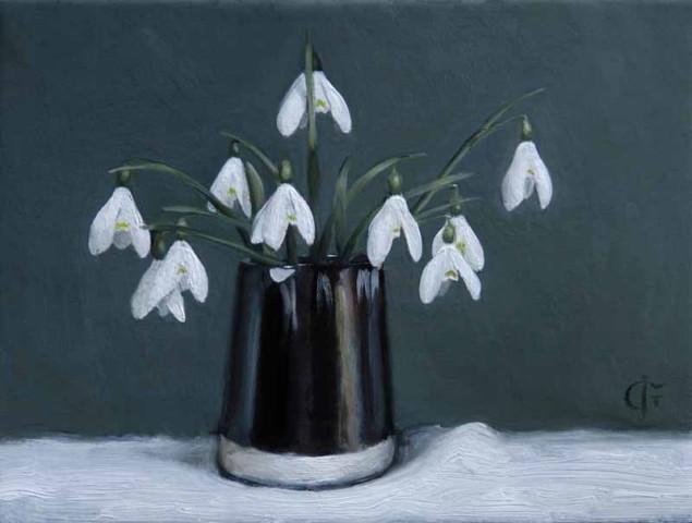 James Gillick, Ten Snowdrops