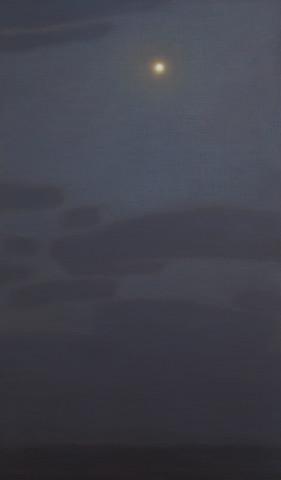 David Grossmann, Night Shapes with High Moon