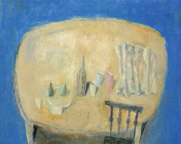 Nicholas Turner, Yellow Table