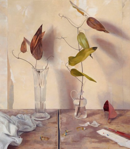 Susan Angharad Williams, Stems, Leaves and Jewels