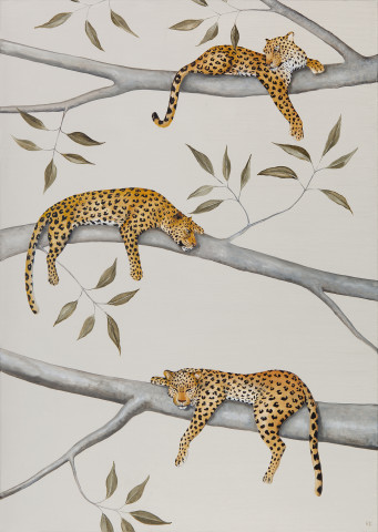 Rebecca Campbell, A Lepe of Leopards