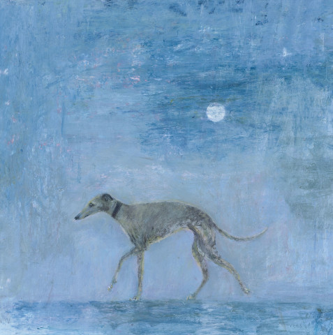 Tracy Rees, Moonlit Stroll
