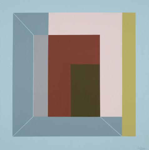 Jasper Galloway, Blue Edge I