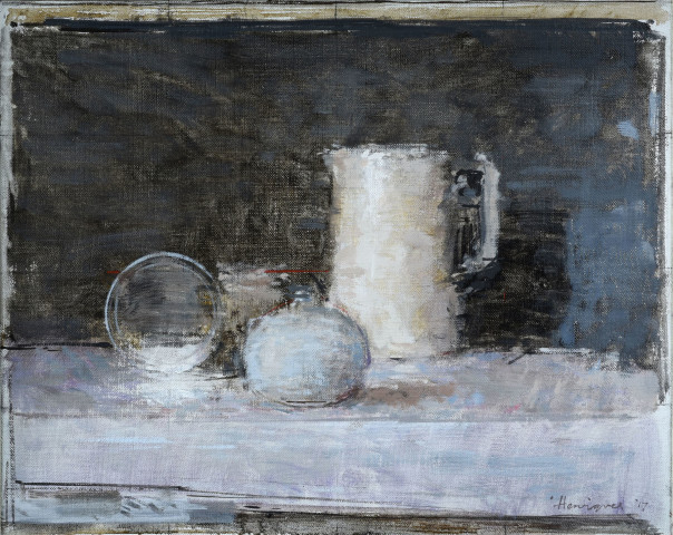 Ben Henriques, Forms, 2017