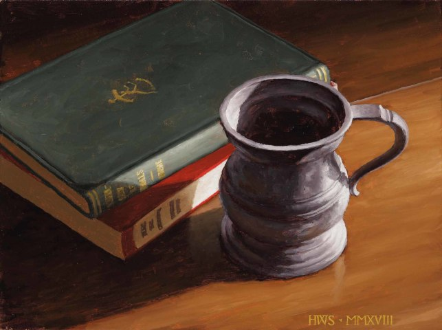 Harry Steen, Pewter Tankard