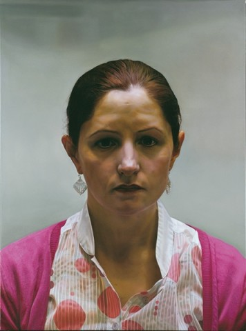 K, Winner of the BP Portrait Award 2008