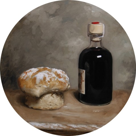 James Gillick, Bread & Balsamic Vinegar
