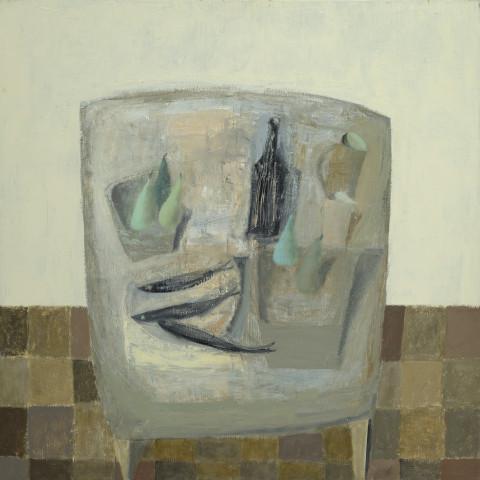 Nicholas Turner, Table, Sardines and Tiles