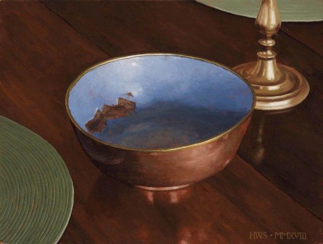 Harry Steen, Copper Bowl