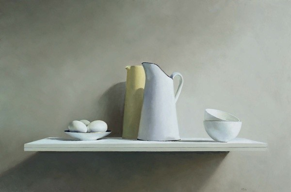 Helen Simmonds, Yellow Jug