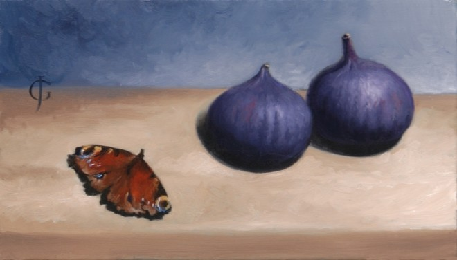 Figs and Butterfly