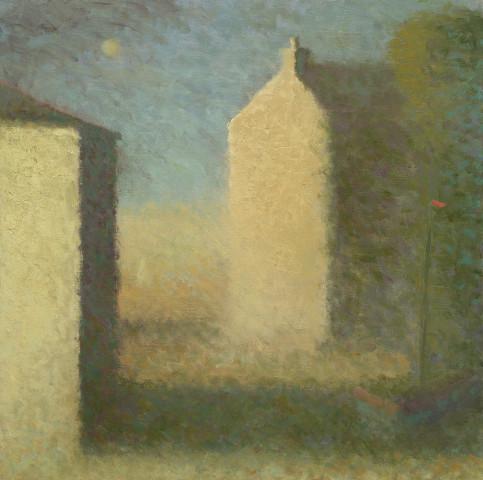 Nicholas Turner, Moon and Shadow
