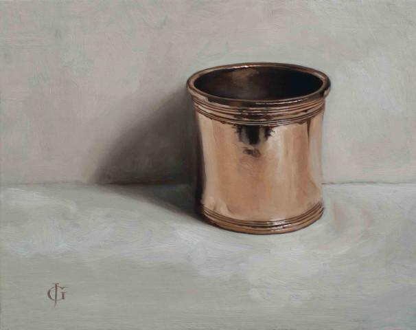 James Gillick, Bronze Pot
