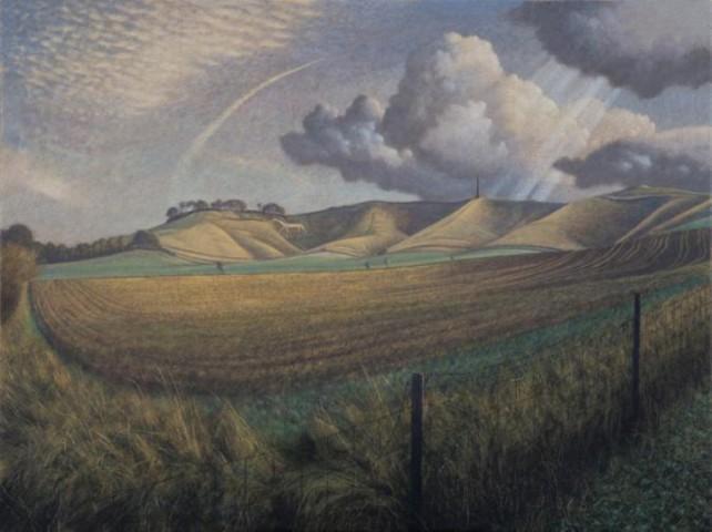 James Lynch, Cherhill White Horse