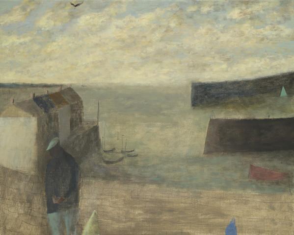 Nicholas Turner, Fisherman and Buoys